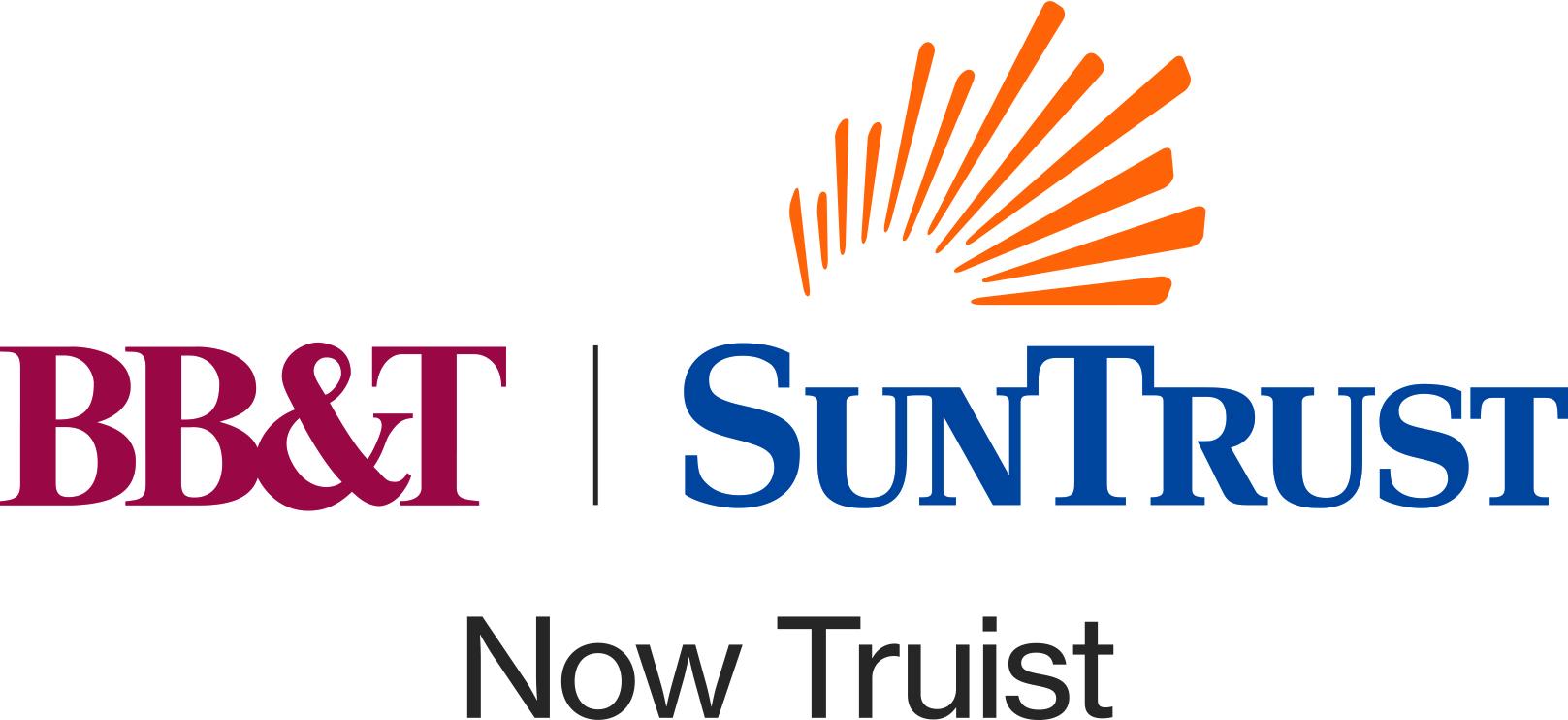 BB&T Sun Trust Now Truist