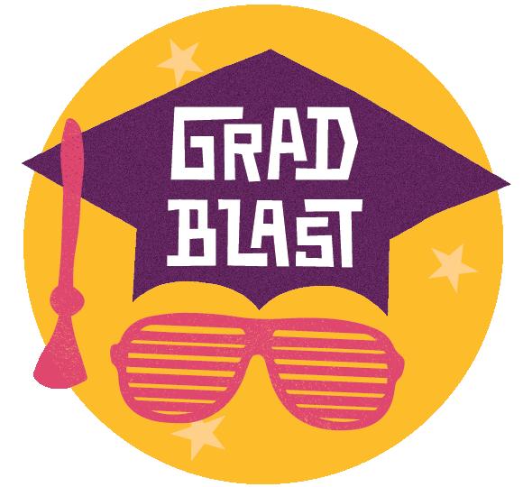 Grad Blast logo