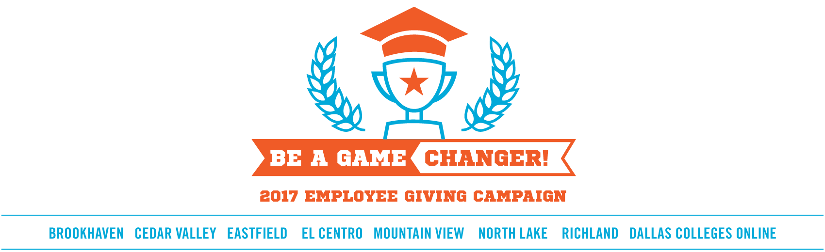 Be a game channger! Employee Giving Campaign