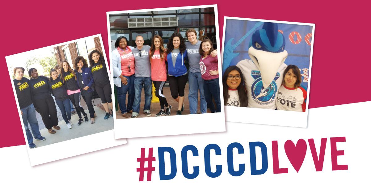 DCCCD Love