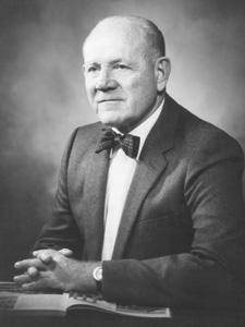 Photo of Bill J. Priest circa 1980