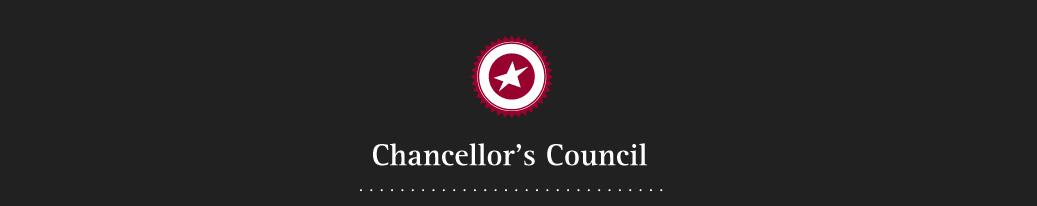 Image of Chancellor's Council logo.