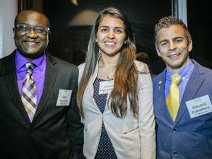 Dale Fellow, Julietta and Eduard Scholars