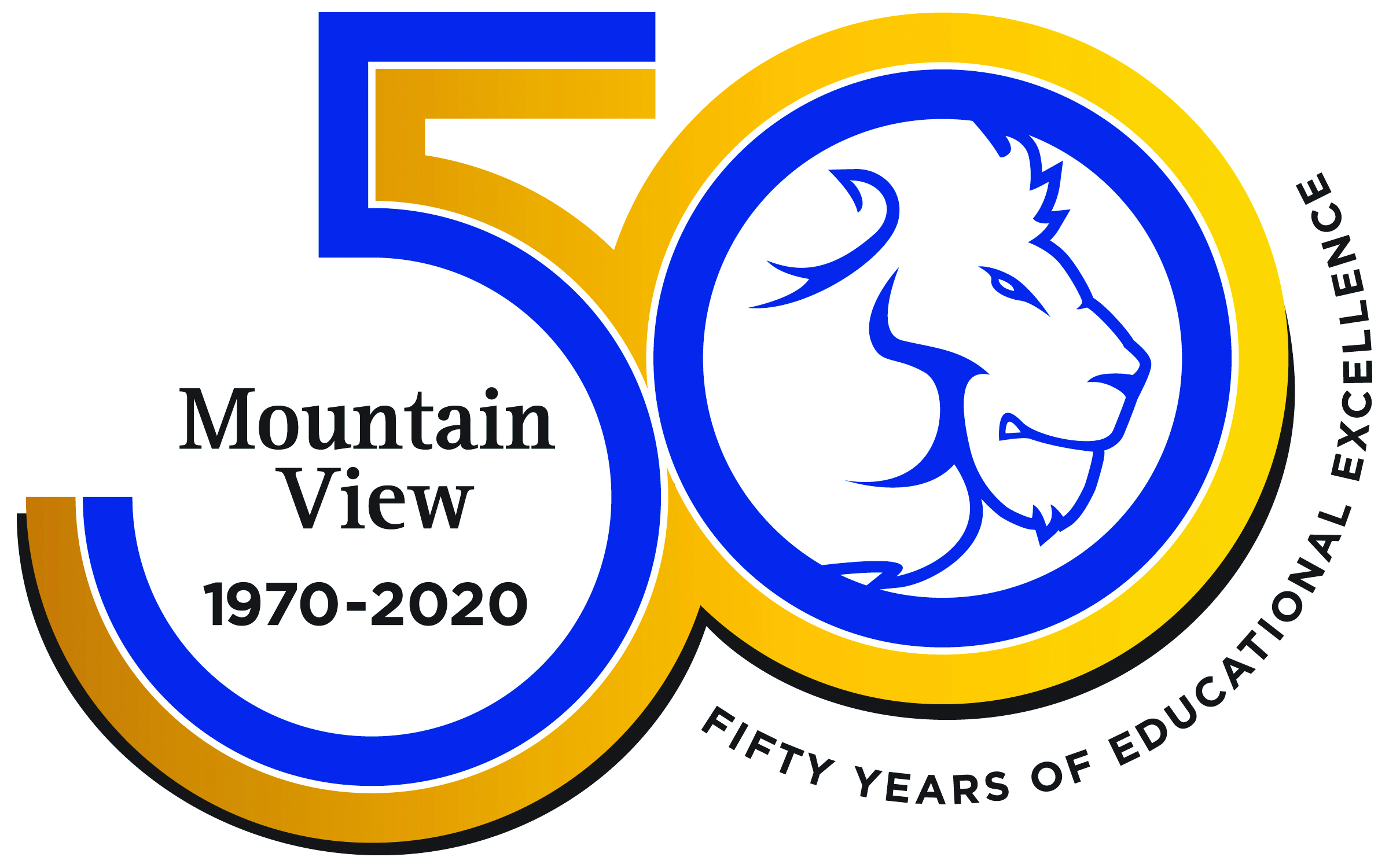 Mountain View Fifty Years of Excellence 1970-2020