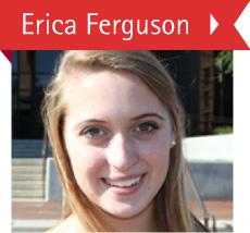 Photo of DCCCD student Erica Ferguson