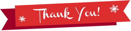 Image of Thank You Banner